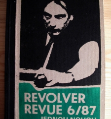 Revolver Review journal, 1987