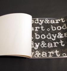 Petr Rezek, Body Art, title page