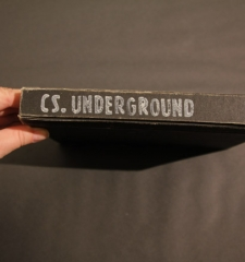 Czechoslovak Underground, bound cover