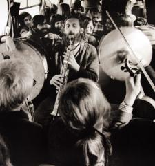 Helena Wilsonova, Tribute to Smetana, photograph, 1969