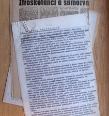 Charta 77 document, 1977