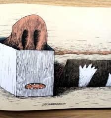 Original illustration from Josef Kroutvor (ed.)