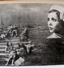 Collage from Satyr no. 4