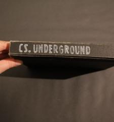 Czechoslovak Underground, bound cover
